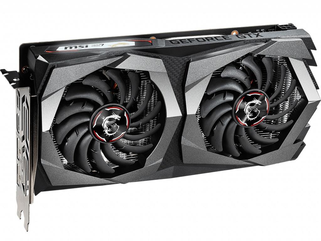 Видеокарта MSI GeForce GTX 1650 D6 Gaming X 1710MHz PCI-E 3.0 4096Mb 12000Mhz 128-bit DP HDMI Выгодный набор + серт. 200Р!!!