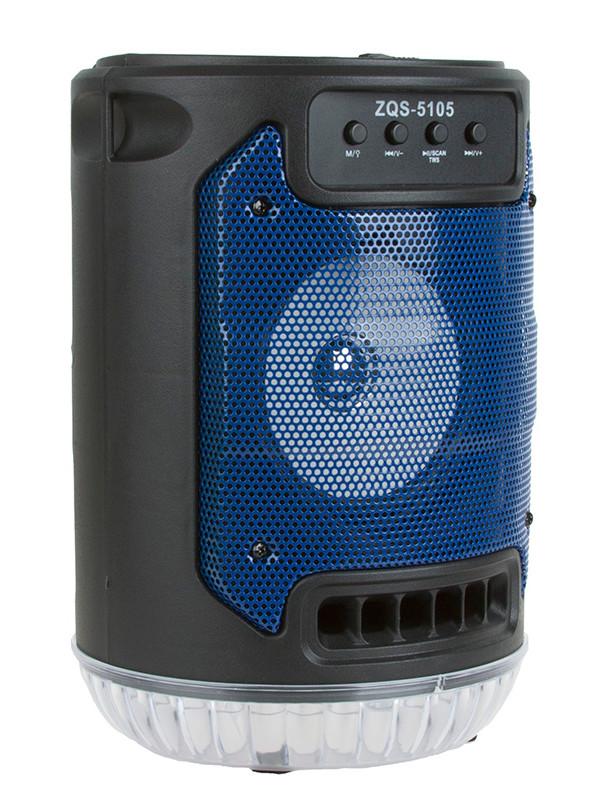 Колонка Eltronic ZQS-5105 Blue
