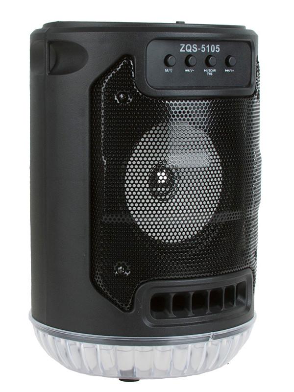 Колонка Eltronic ZQS-5105 Black