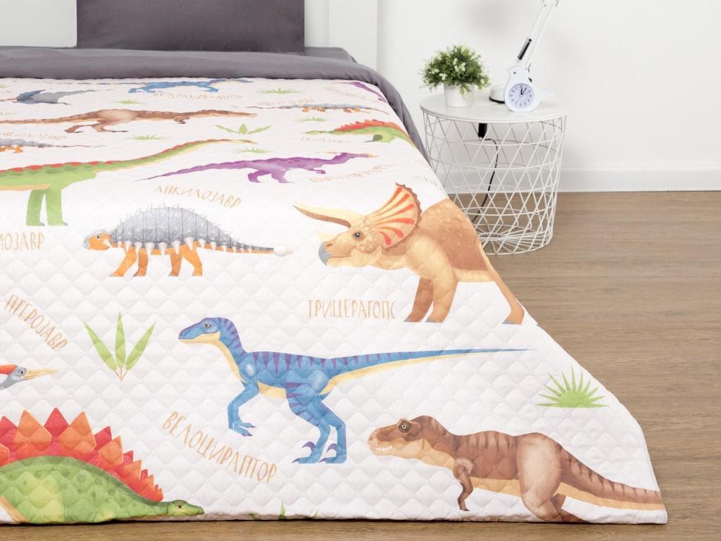 Покрывало Этель Динозавры 145x210cm 5084823