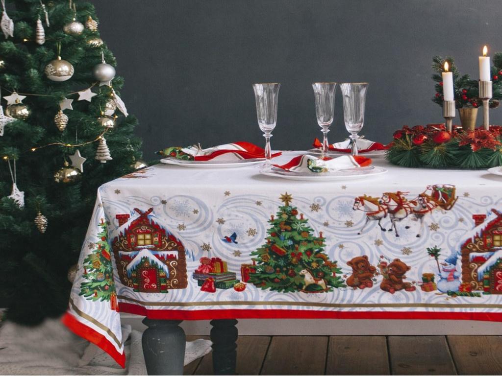 Набор столовый Этель Новогодняя сказка 1534783