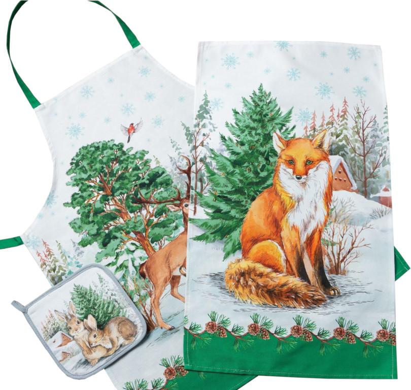 Набор Этель Новогодний лес 5389247