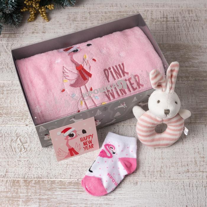 Набор Крошка Я Pink Winter 5181700