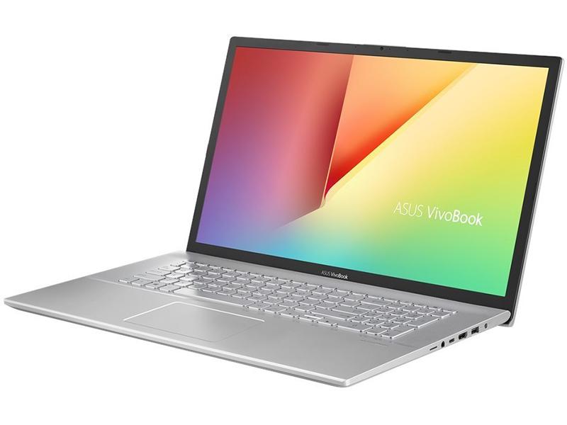 Ноутбук ASUS D712DK-AU059 90NB0PJ1-M00860 (AMD Ryzen 3 3200U 2.6 GHz/8192Mb/512Gb SSD/AMD Radeon 540X 2048Mb/Wi-Fi/Bluetooth/Cam/17.3/1920x1080/no OS)
