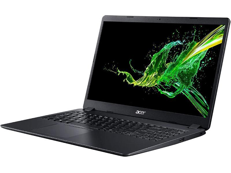 Ноутбук Acer Aspire A315-23-R3LH NX.HVTER.001 (AMD Athlon 3050U 2.3 GHz/4096Mb/256Gb SSD/AMD Radeon Graphics/Wi-Fi/Bluetooth/Cam/15.6/1920x1080/no OS)