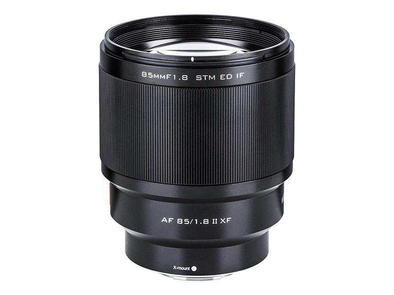 Фото - Объектив Viltrox X-mount AF 85 mm f/1.8 Mark II 21212 объектив viltrox af 56mm f 1 4 fujifilm x mount черный