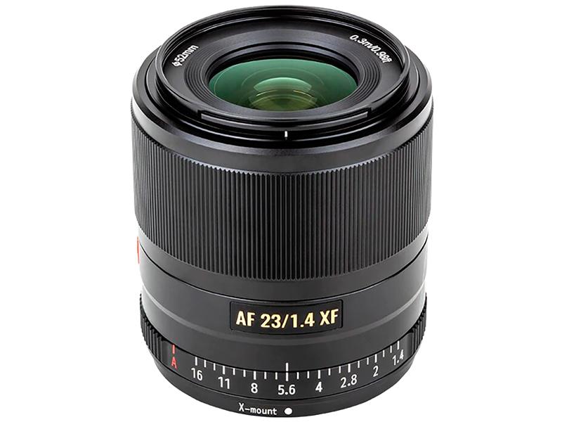 Объектив Viltrox X-mount AF 23 mm f/1.4 XF 20422