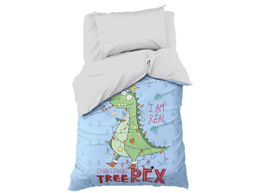 Постельное белье Этель Tree Rex Комплект 1.5-спальный Бязь 4935518