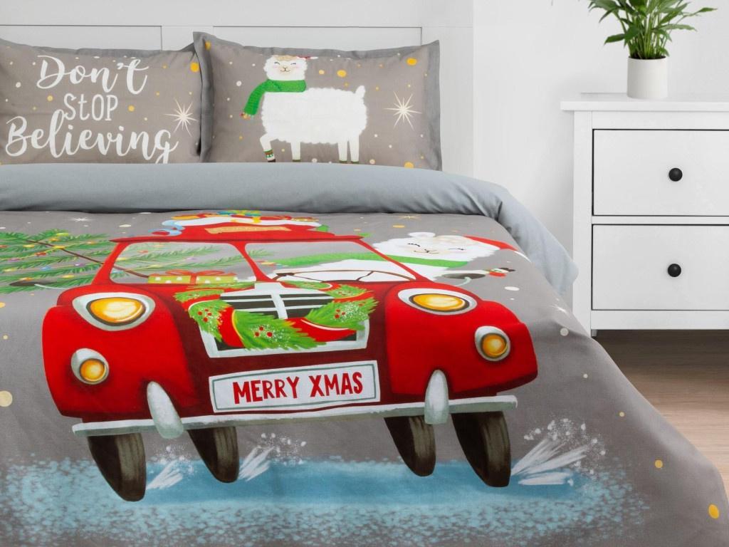 Постельное белье Этель Winter Adventure Комплект 1.5-спальный Бязь 5091338