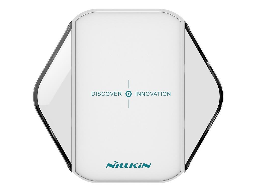 Зарядное устройство Nillkin Magic Cube Wireless Charger White 22912