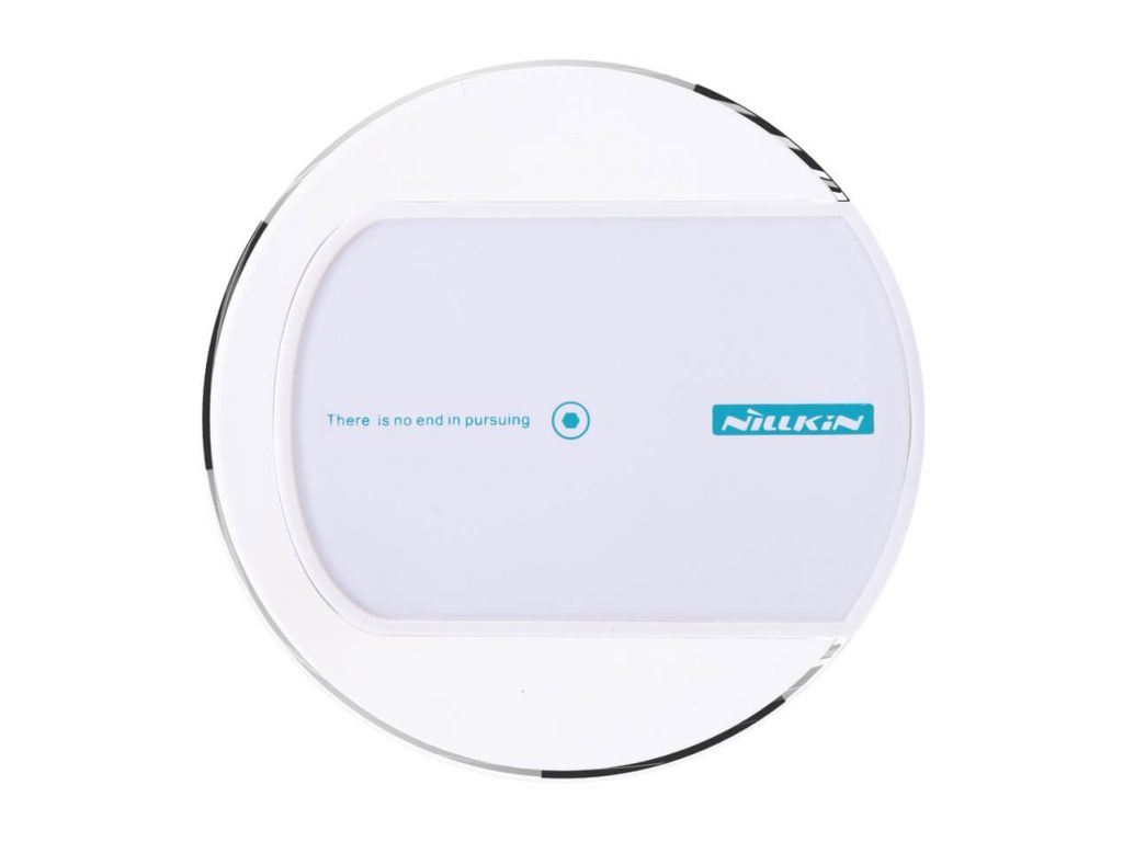 Зарядное устройство Nillkin Magic Disk II Wireless Charger White 23833