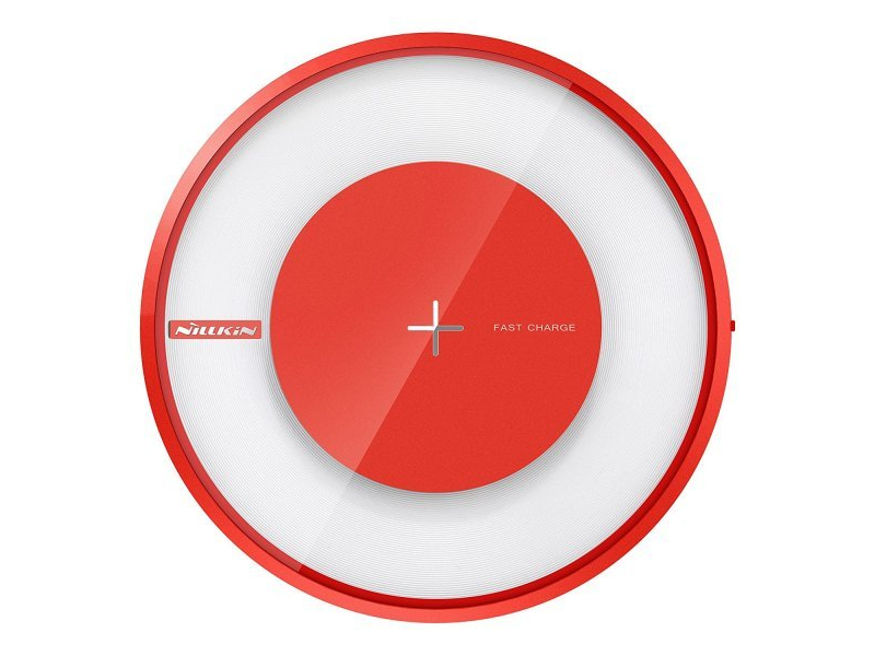 Зарядное устройство Nillkin Magic Disk IV/4 Wireless Charger Red 28470