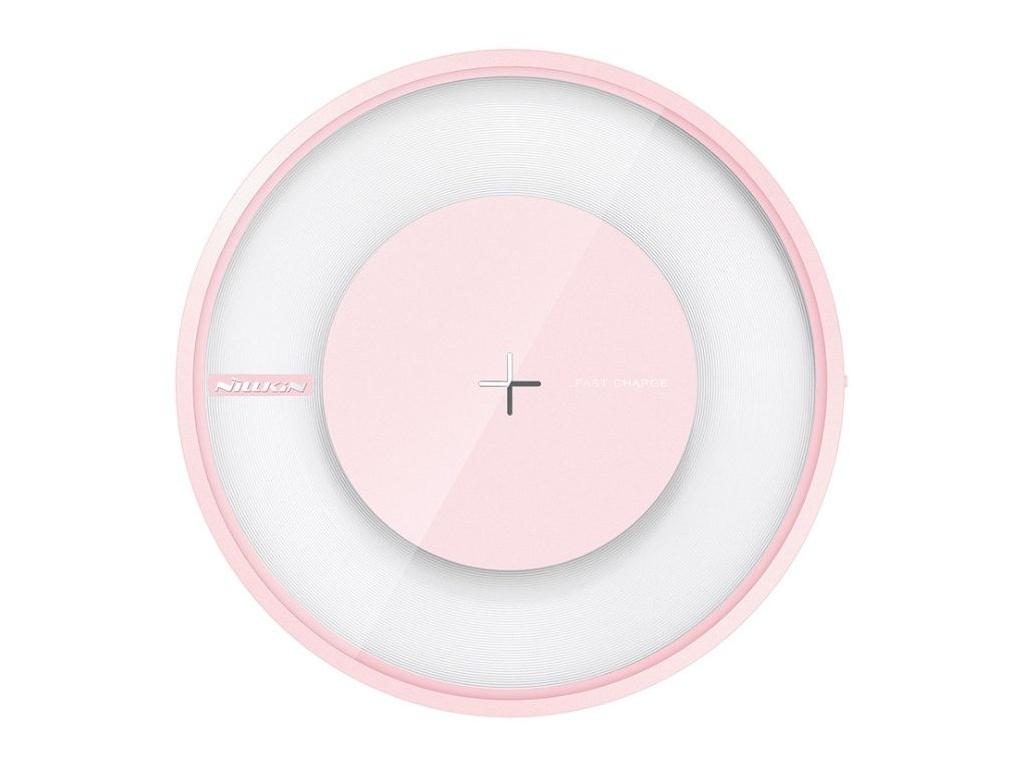 Зарядное устройство Nillkin Magic Disk IV/4 Wireless Charger Pink 28460