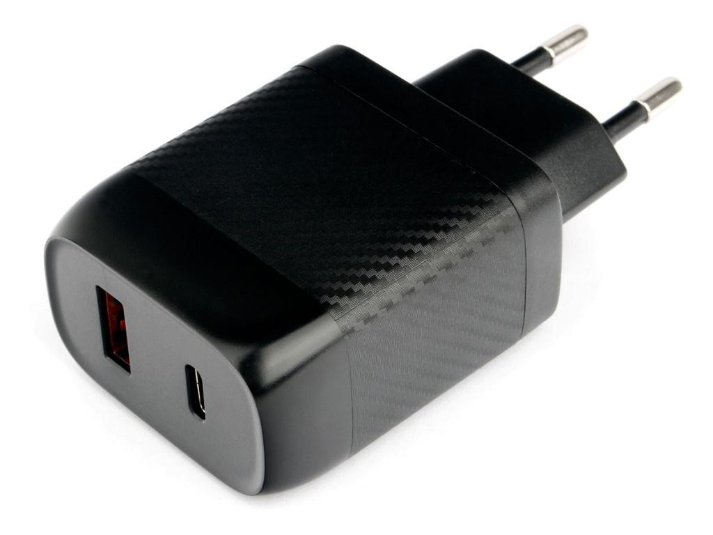 Зарядное устройство Gembird USB x2 MP3A-PC-28