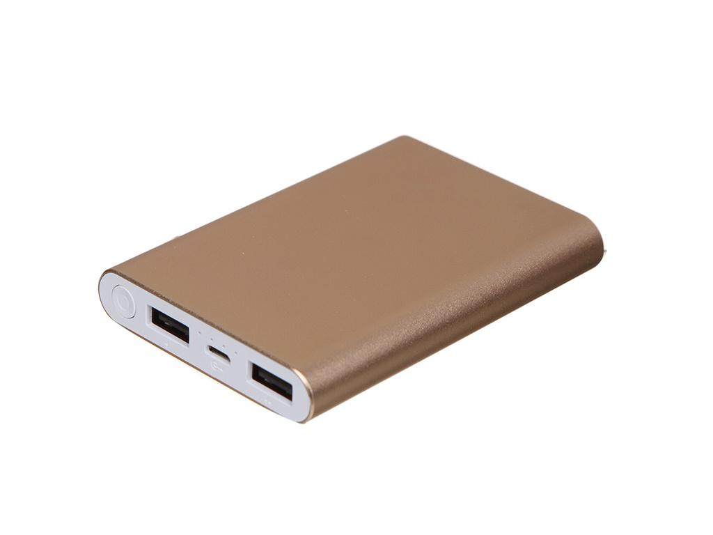 Внешний аккумулятор Golf Edgee G64 5000mAh Gold