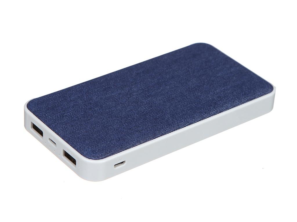 Внешний аккумулятор Golf Edgee G31 10000mAh Blue