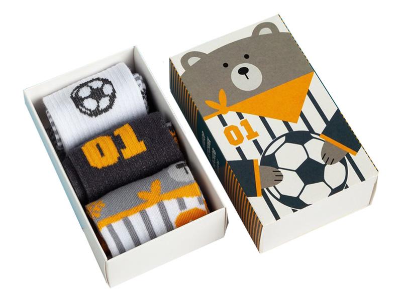 Набор детских носков Kaftan Sport размер 14-16 4476238
