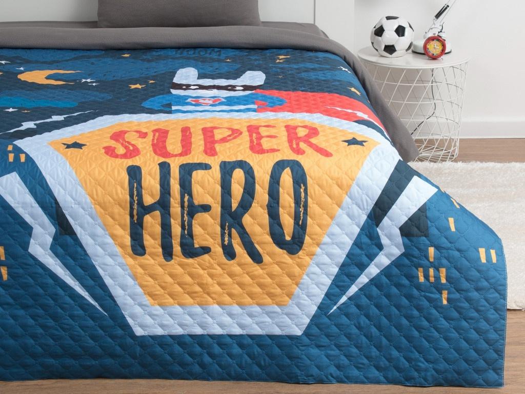 Покрывало Этель Super Hero 145x210cm 4527200