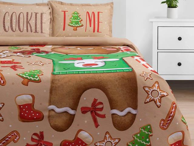Постельное белье Этель Cookie time Комплект 4562111