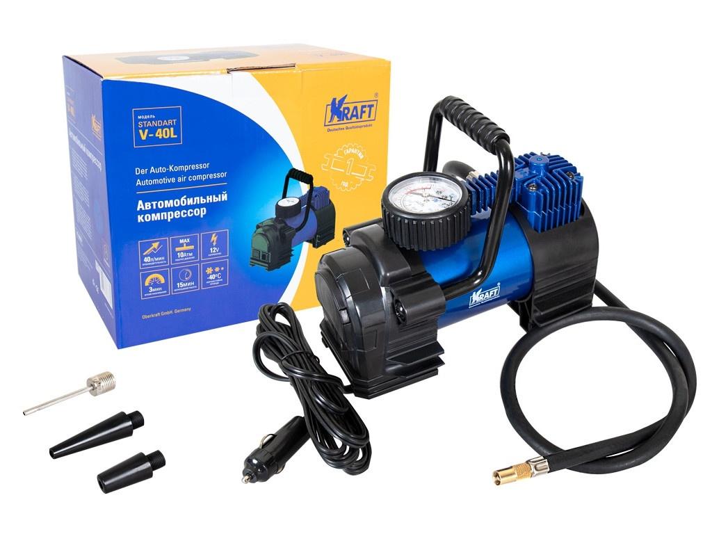 Компрессор Kraft Standart V-40L KT 800036