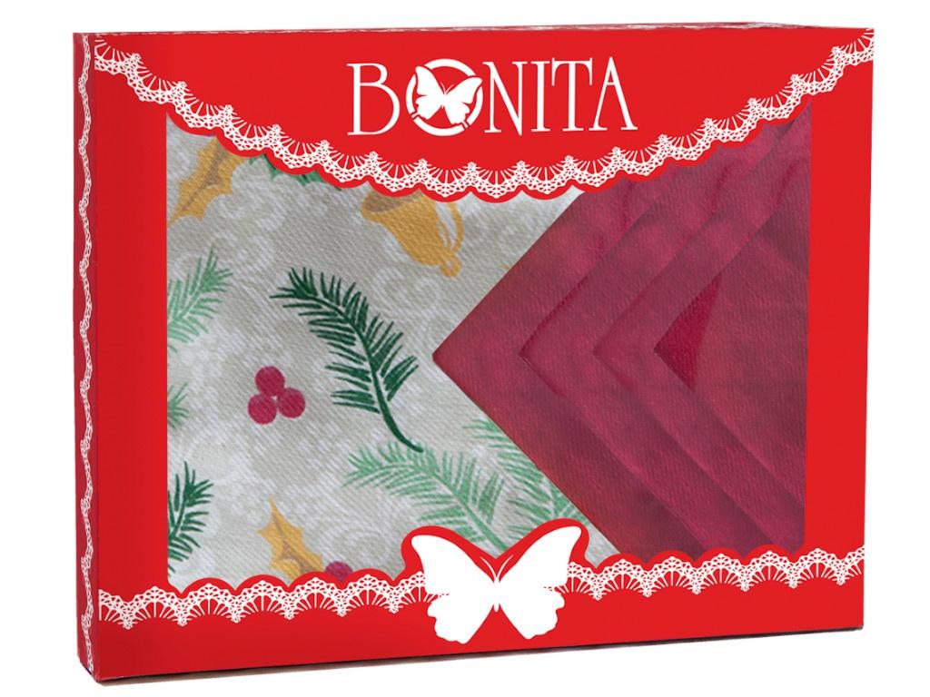 Подарочный столовый набор Bonita Рождество 11010817020