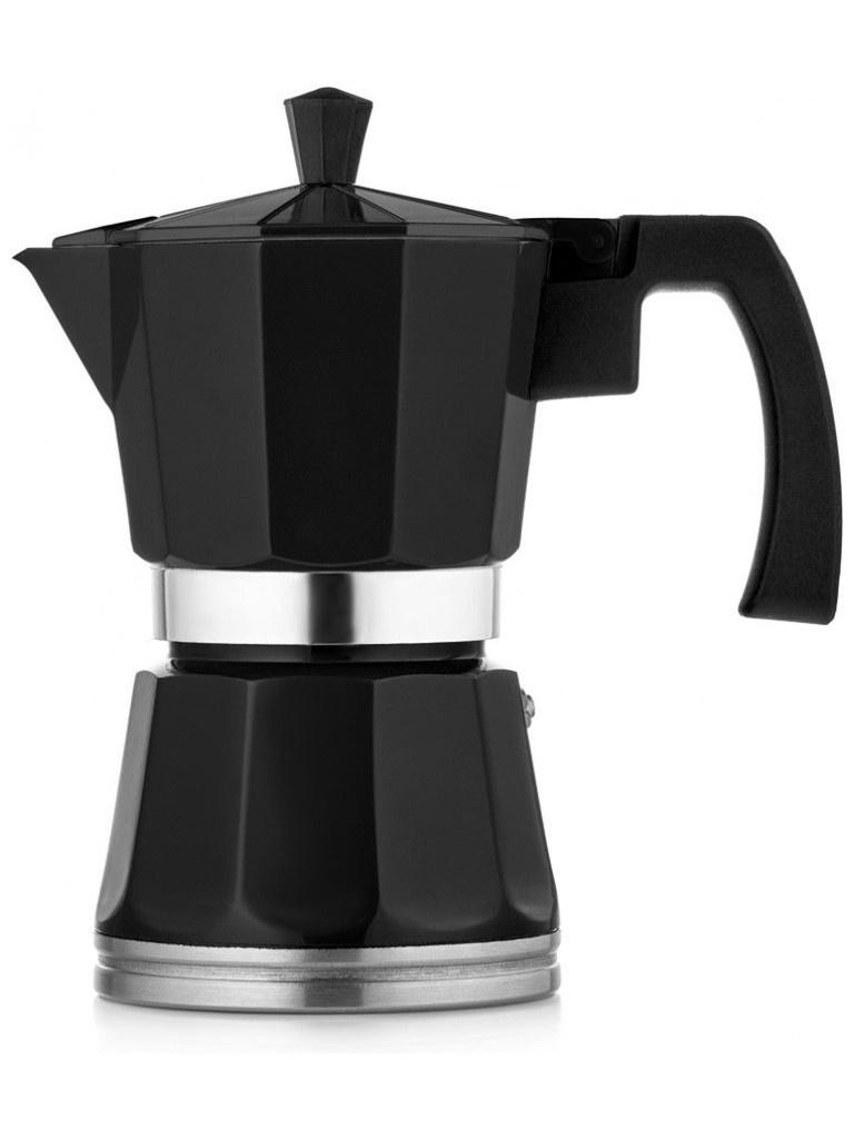 Кофеварка Walmer Magnet 300ml на 6 порций Black W37000742