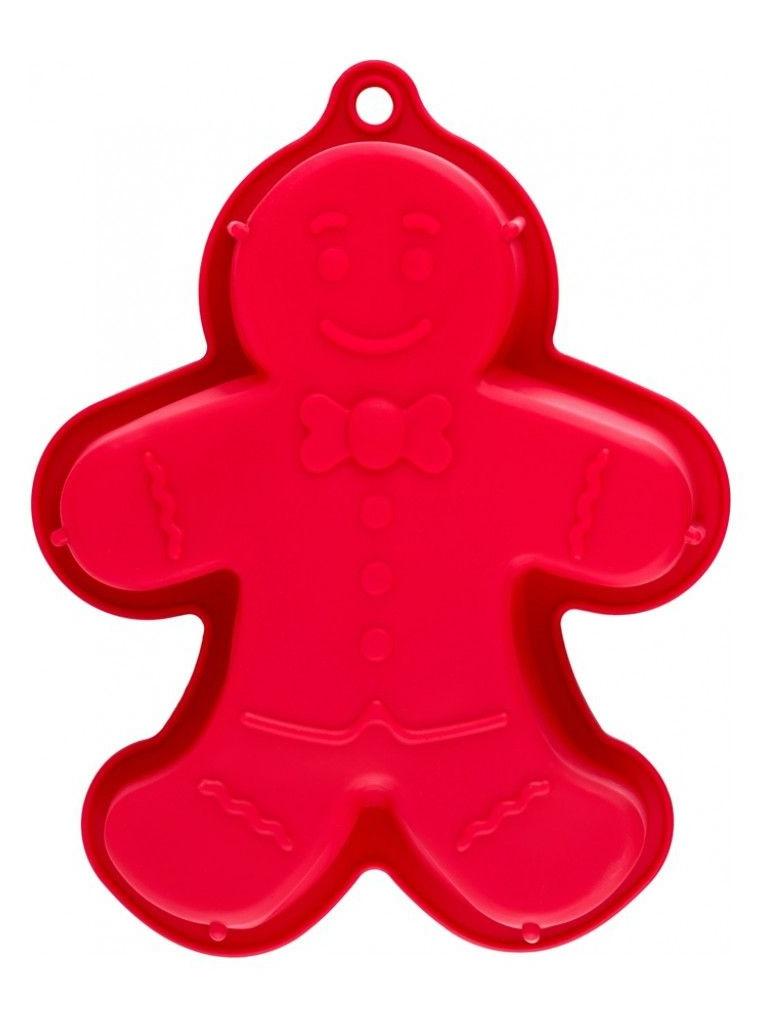 Форма для запекания Walmer Gingerman Giant Red W27324067