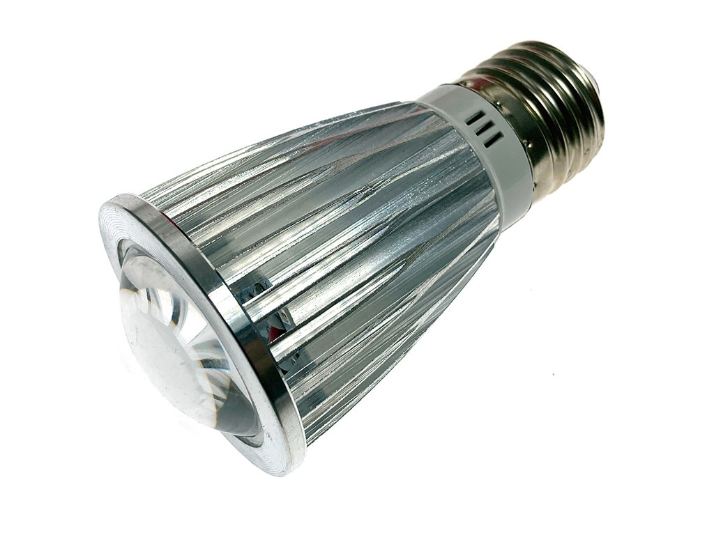 Светодиодная фитолампа Espada Fito E-E27L-12-5W 44951