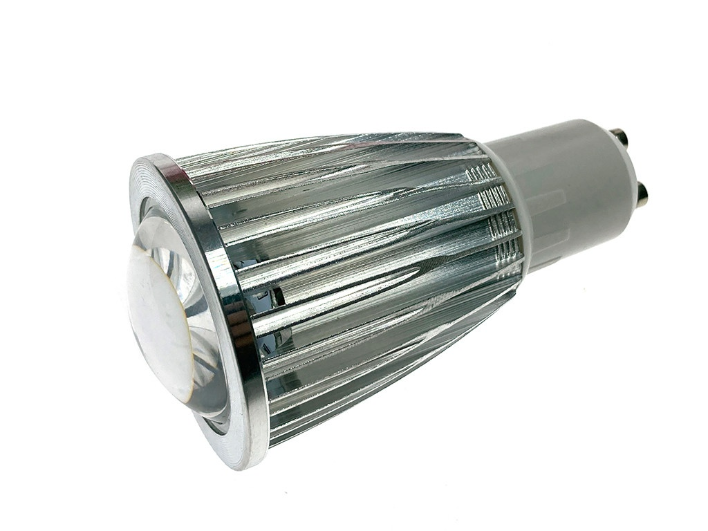 Светодиодная фитолампа Espada Fito E-GU10L-12-5W 44950 светодиодная фитолампа espada fito led e14 3w 85 265v