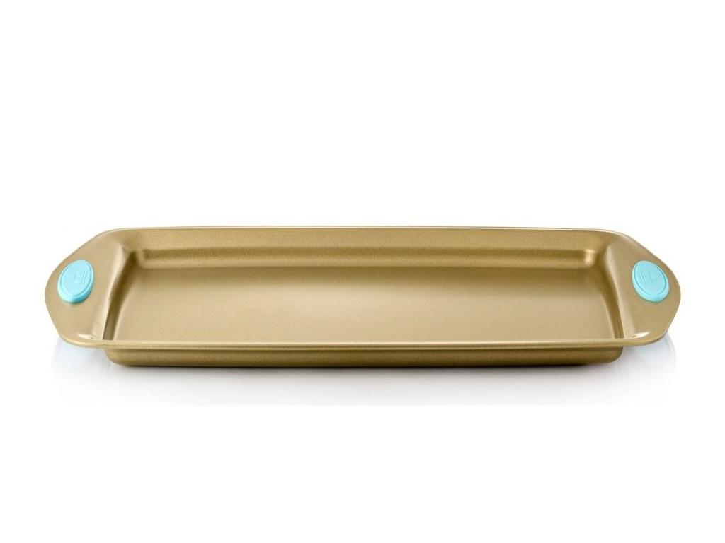 Противень Walmer Crown 42х25cm Gold W08134225