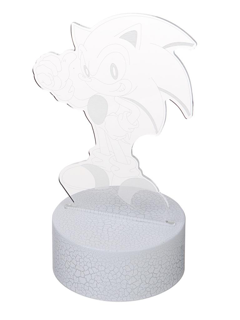 3D лампа Palmexx Соник LED RGB PX/LAMP-005