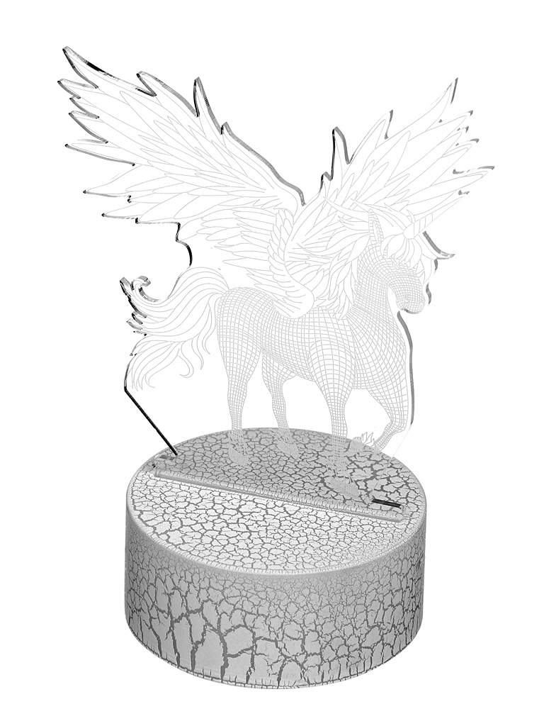 3D лампа Palmexx Пегас LED RGB PX/LAMP-010