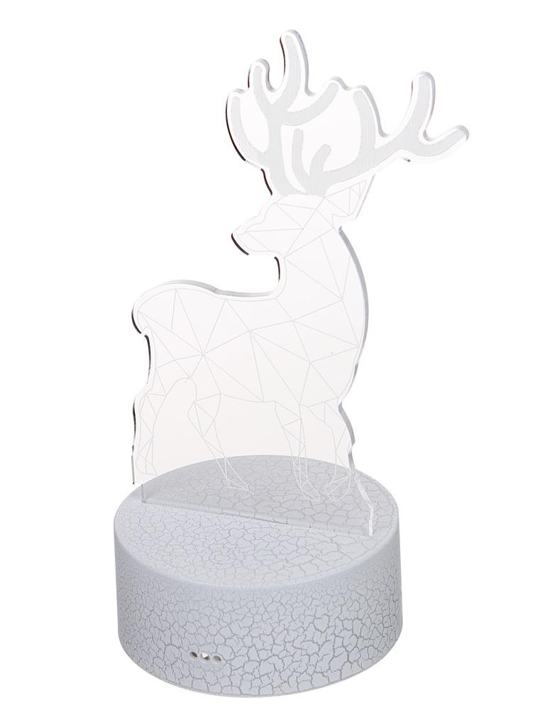 3D лампа Palmexx Олень LED RGB PX/LAMP-025