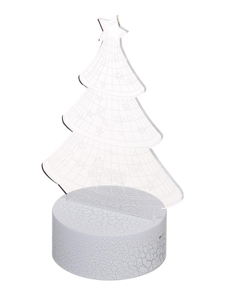 3D лампа Palmexx Новогодняя ёлка LED RGB PX/LAMP-021