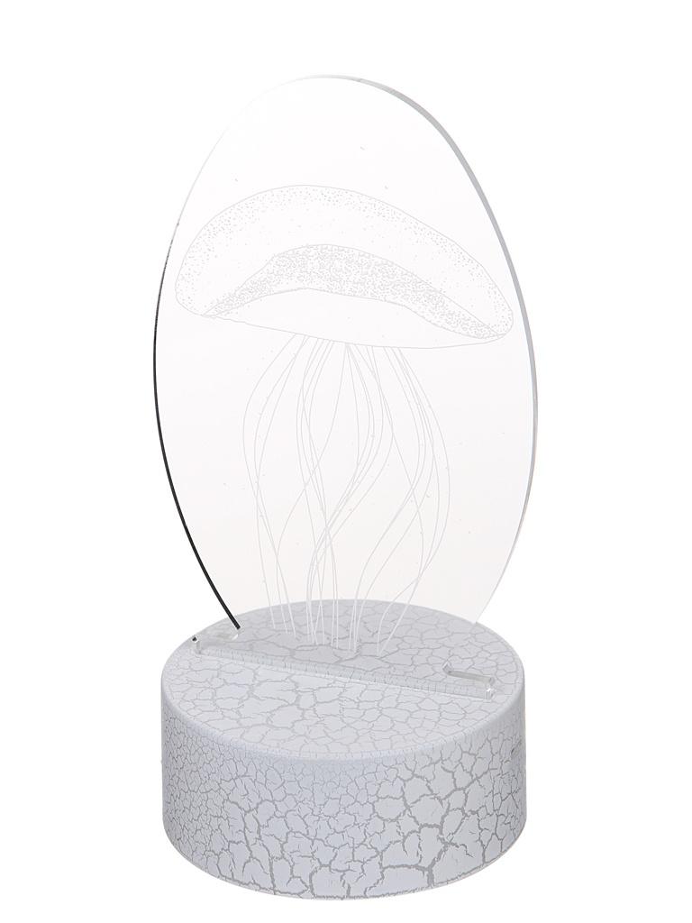 3D лампа Palmexx Медуза LED RGB PX/LAMP-016