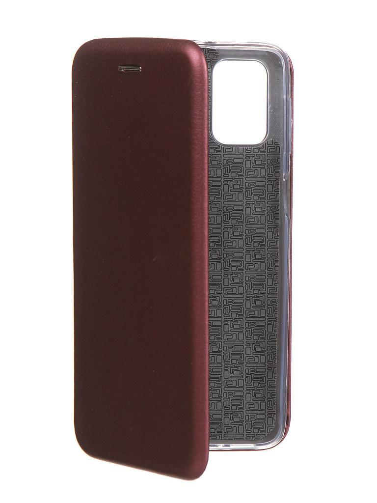 Чехол Innovation для Samsung Galaxy M31S Bordo 18599