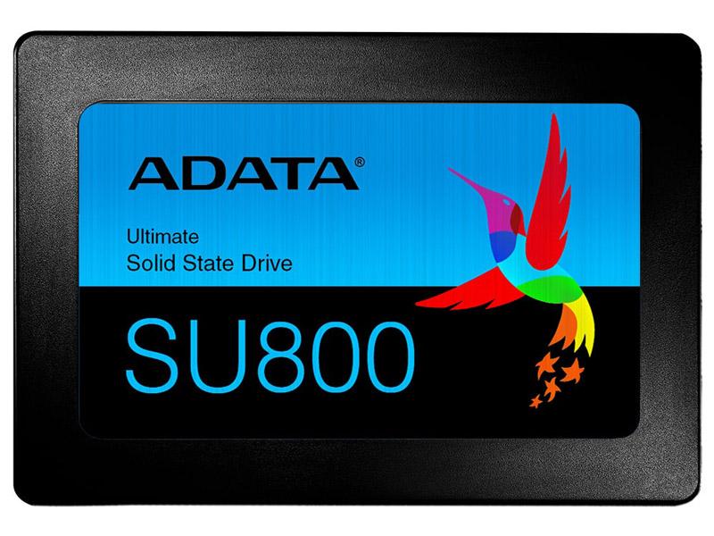 Фото - Твердотельный накопитель A-Data SU800SS 2Tb ASU800SS-2TT-C твердотельный накопитель ssd a data ssd накопитель xpg sx8200 pro asx8200pnp 2tt c 2tb