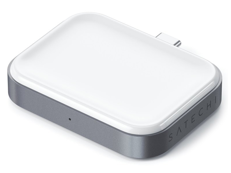 Зарядное устройство Satechi USB-C Wireless Charging Dock для AirPods ST-TCWCDM