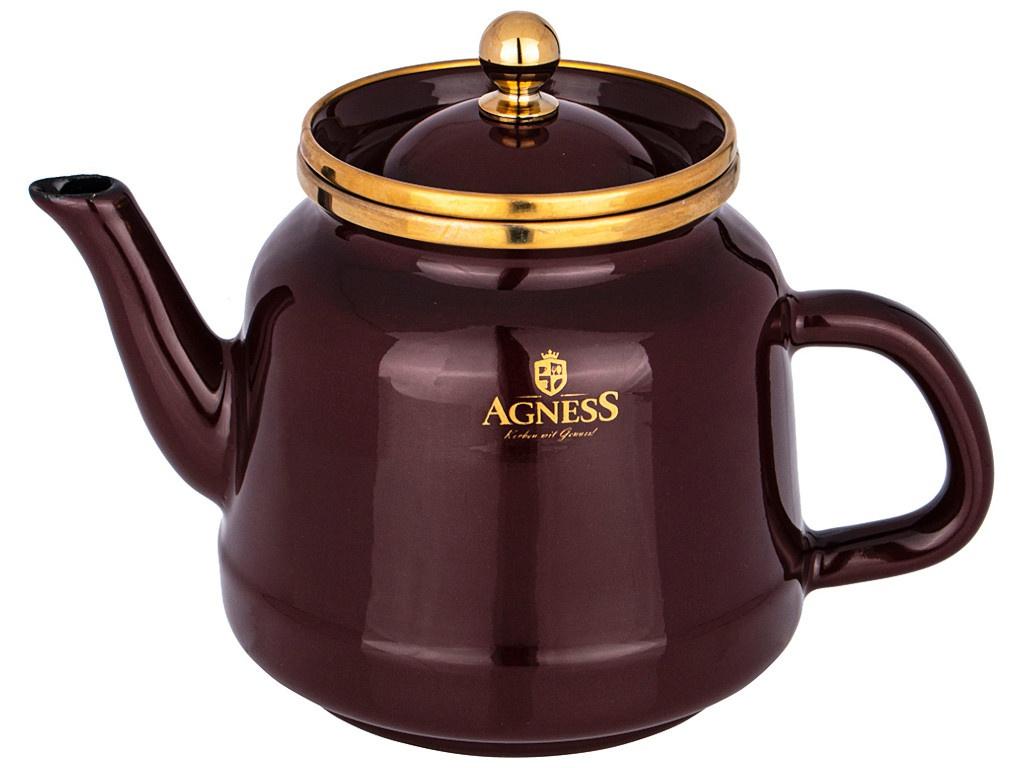 Чайник Agness Тюдор 1L 950-337