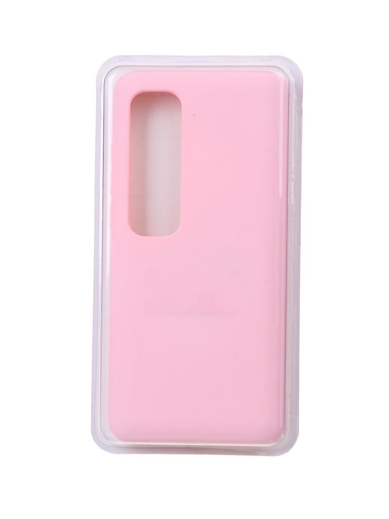 Чехол Innovation для Xiaomi Mi 10 Ultra Soft Inside Pink 18994