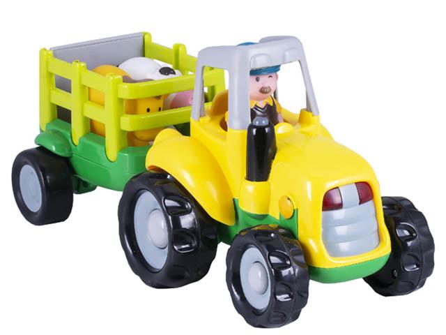Фермерский трактор Childs Play LVY025