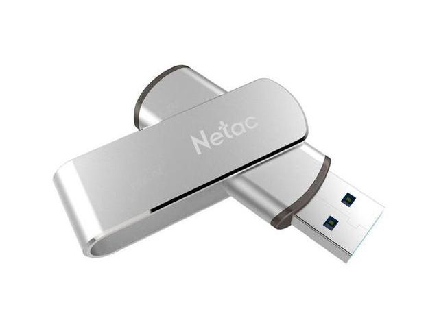 USB Flash Drive 64Gb - Netac U388 Top Speed NT03U388N-064G-31SL