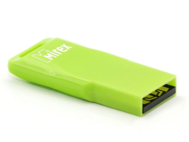 USB Flash Drive 8Gb - Mirex Mario Green 13600-FMUMAG08