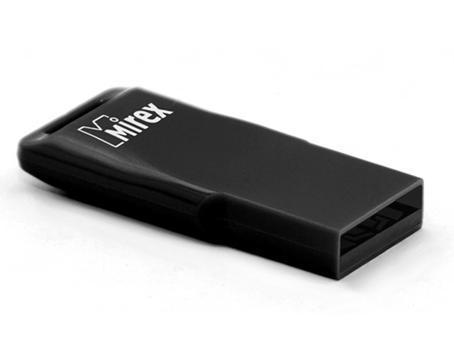 USB Flash Drive 8Gb - Mirex Mario Black 13600-FMUMAD08