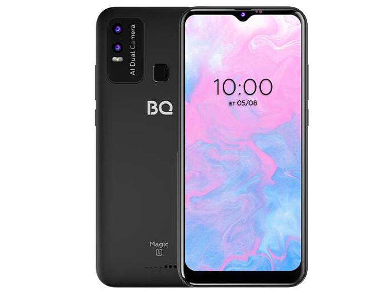 Сотовый телефон BQ 6630L Magic L Black
