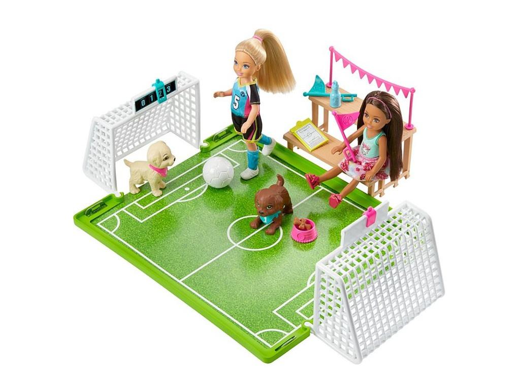 Кукла Mattel Barbie Челси-футболист GHK37