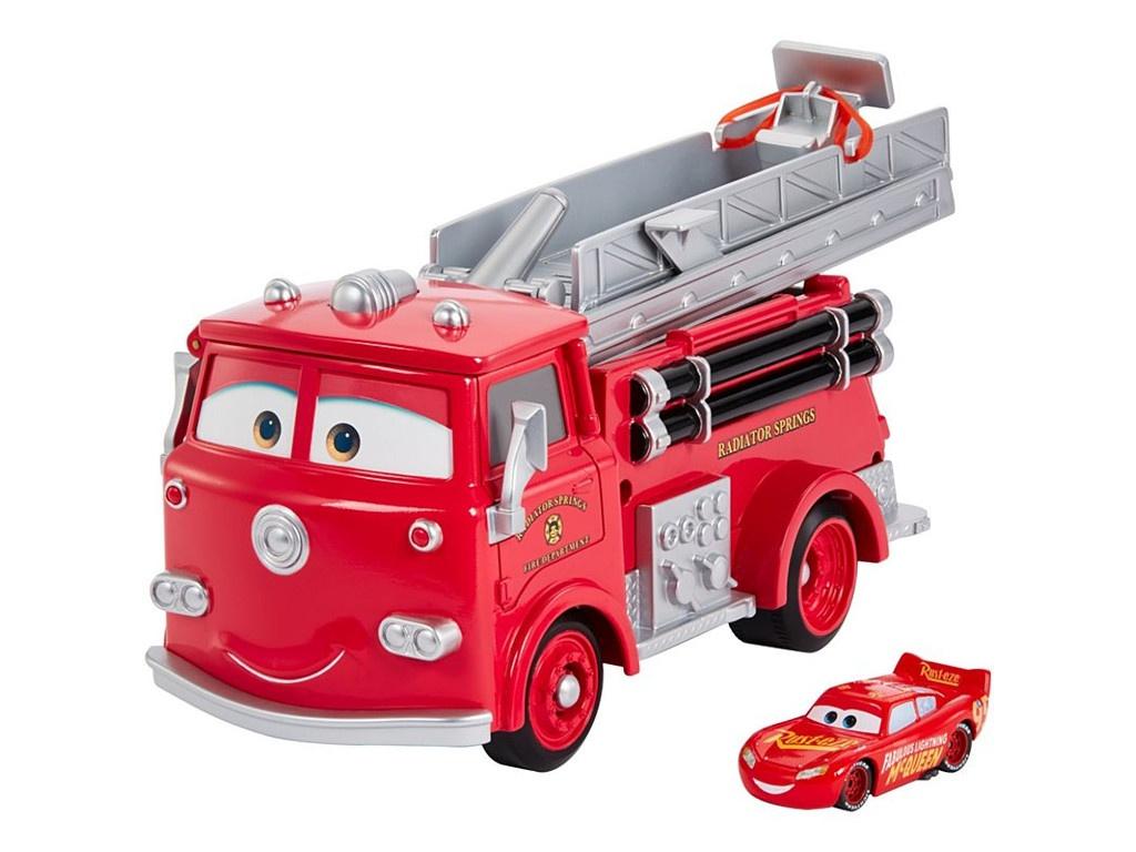 Пожарная машина Mattel Cars Ред-проказник GPH80