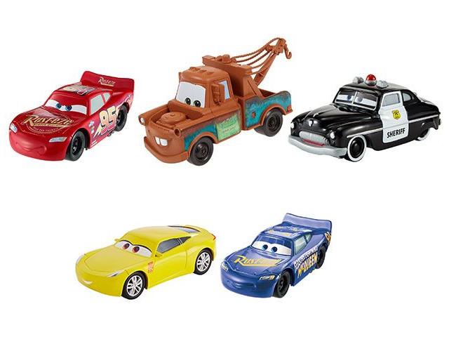 Автомобиль Mattel Cars FFN47