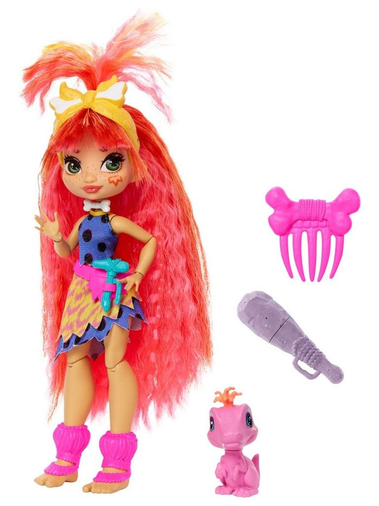 Кукла Mattel Cave Club Эмберли GNL83