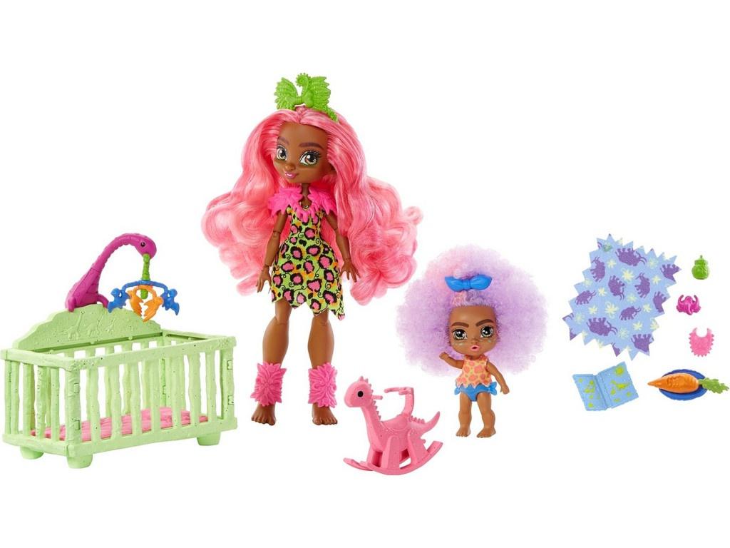 Кукла Mattel Cave Club Няня GNL92